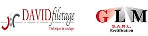 David Filetage Logo