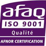david filetage certification AFAQ ISO 9001